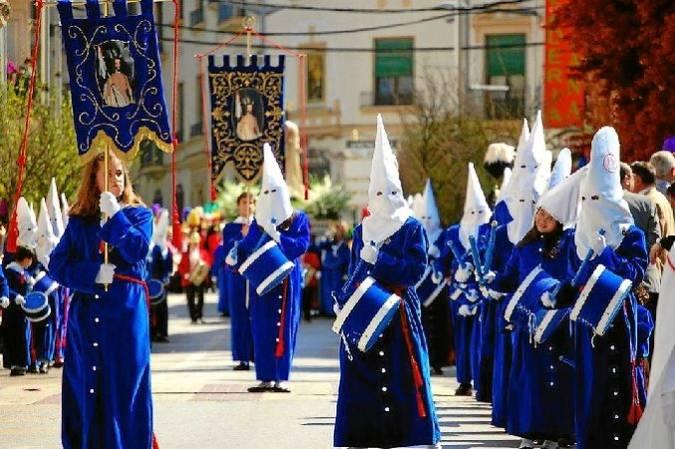 Semana Santa de Baena, en Córdoba