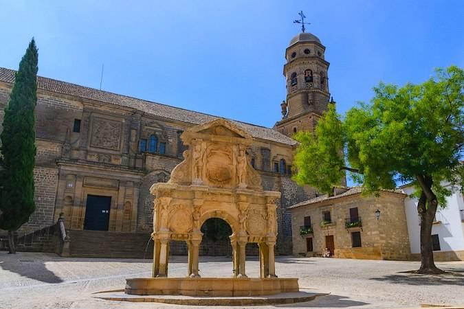 Catedral de Baeza, en Jaén