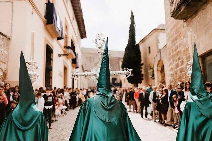 Semana Santa de Baeza, en Jaén