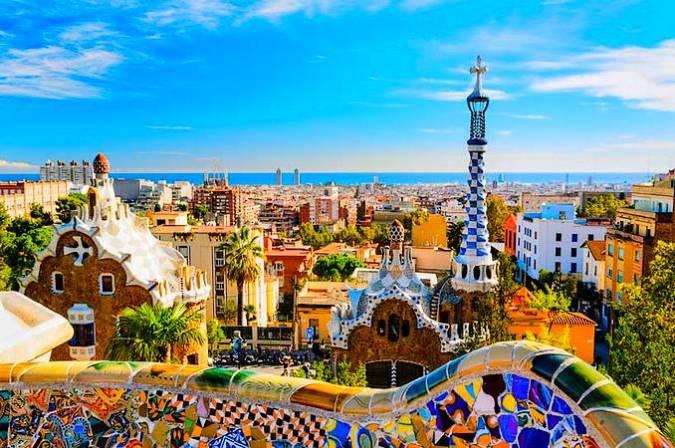 Guía de la ciudad de Barcelona