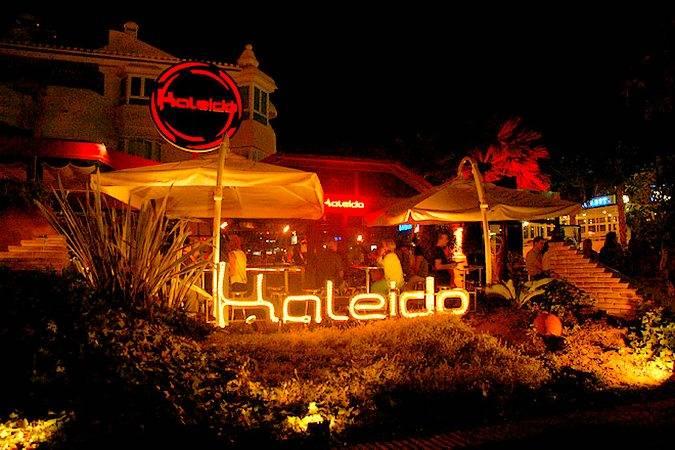 Local nocturno Kaleido, en Benalmádena, Málaga