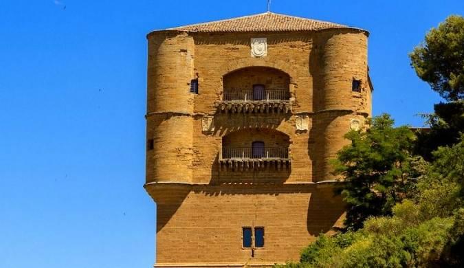 Torre del Caracol, en Benavente, Zamora