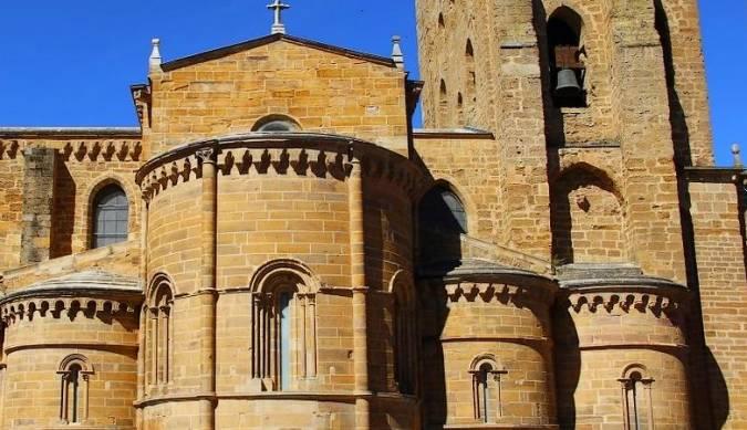 Iglesia de Santa María del Azogue, en Benavente, Zamora
