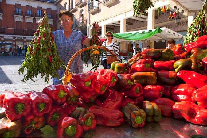 Feria del Pimiento de Benavente, en Zamora