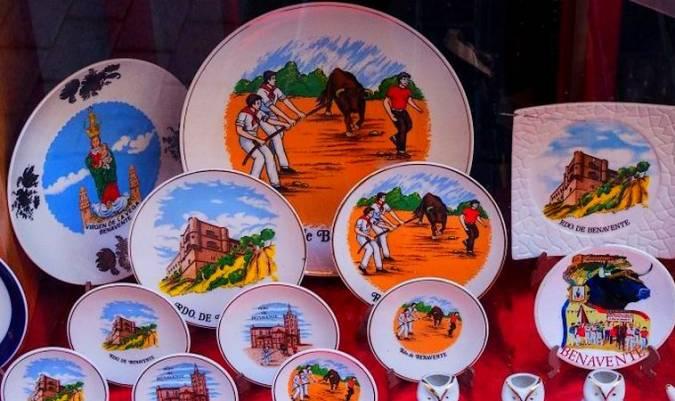De compras por Benavente, en Zamora