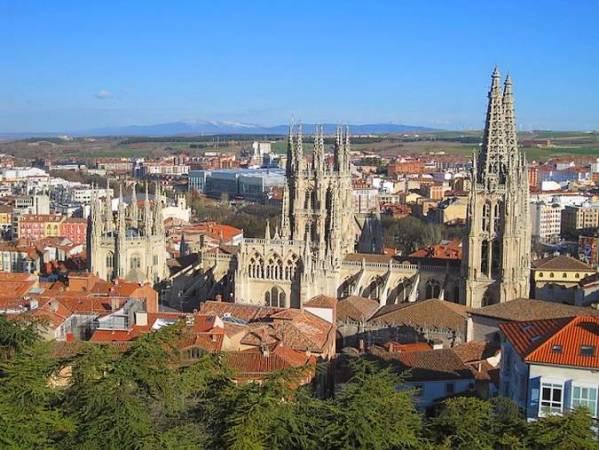 Guía de la ciudad de Burgos
