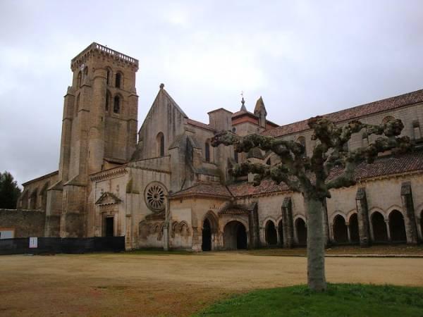 Monasterio de las Huelgas, en Burgos
