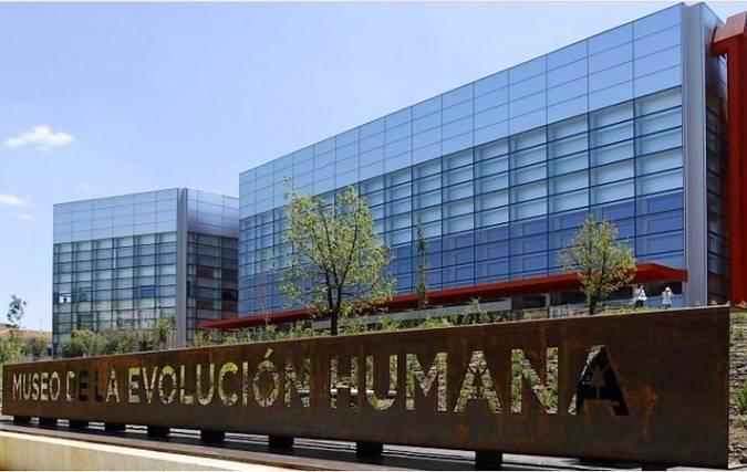 Museo de la Evolución Humana, en Burgos