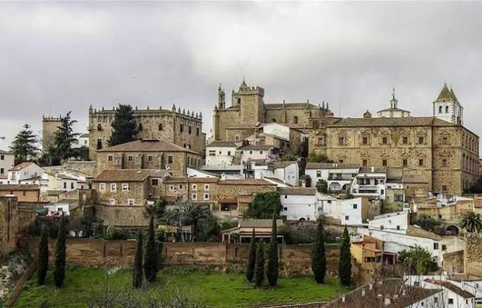 Guía de la ciudad de Cáceres