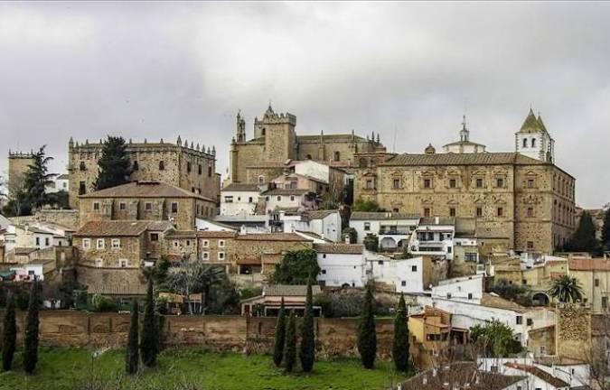 Casco antiguo de Cáceres