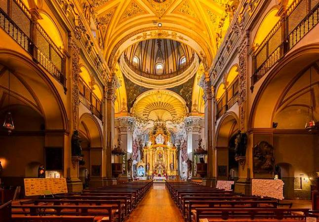 Iglesia de San Juan el Real, en Calatayud, Zaragoza
