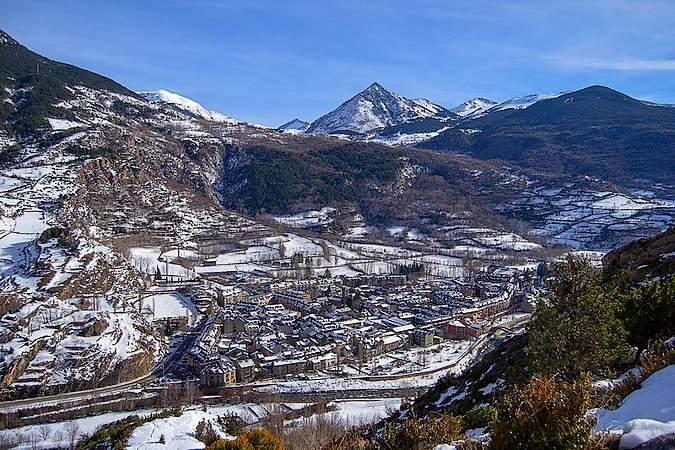 Valle de Benasque, en Huesca
