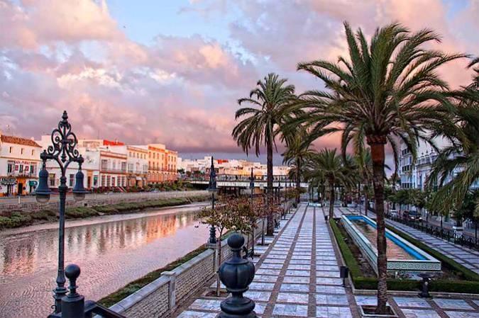 Chiclana de la Frontera, en Cádiz
