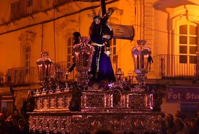 Semana Santa de Chiclana, en Cádiz