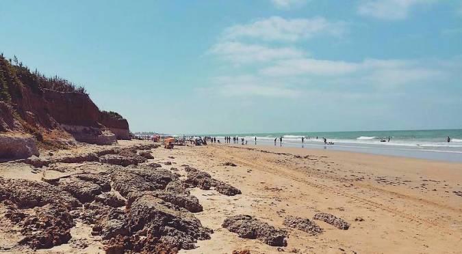Playa de las Tres Piedras-La Ballena