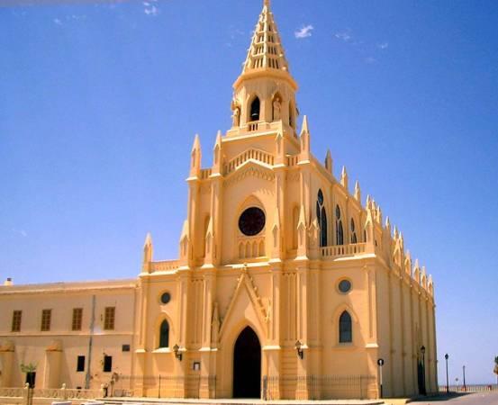 Santuario de Nuestra Señora de Regla, en Chipiona, Cádiz