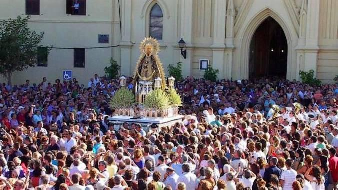 Fiestas Patronales de la Señora de la Regla, en Chipiona