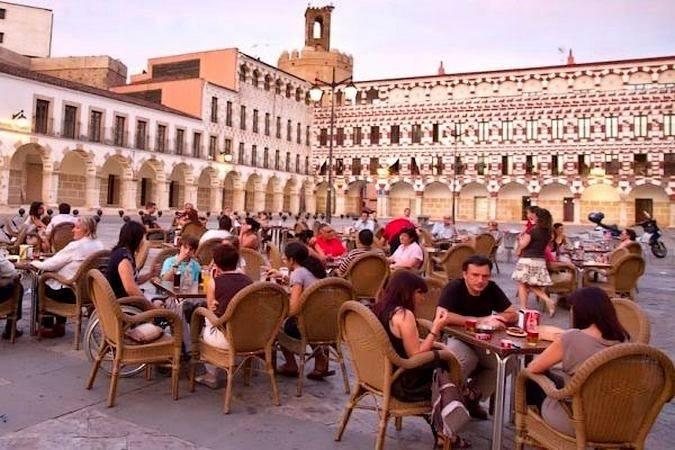 De tapas por Badajoz
