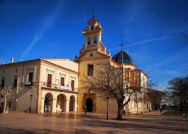 Basílica de Nuestra Señora del Lledó, en Castellón