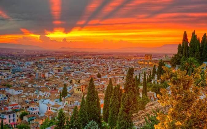Guía de la ciudad de Granada