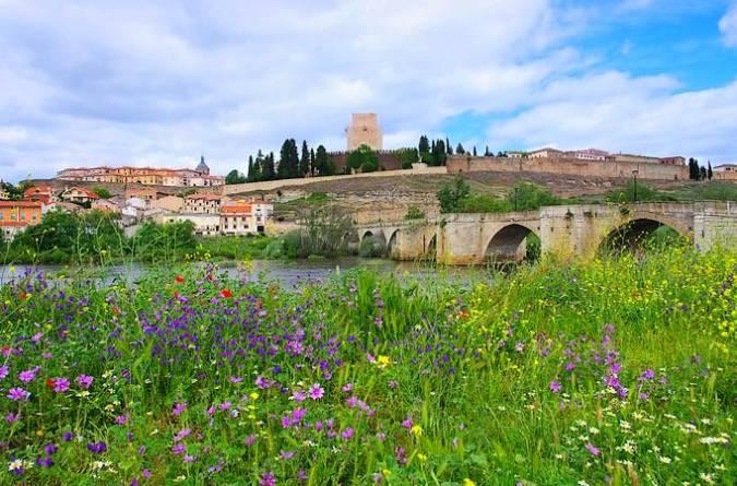 Ciudad Rodrigo, en Salamanca