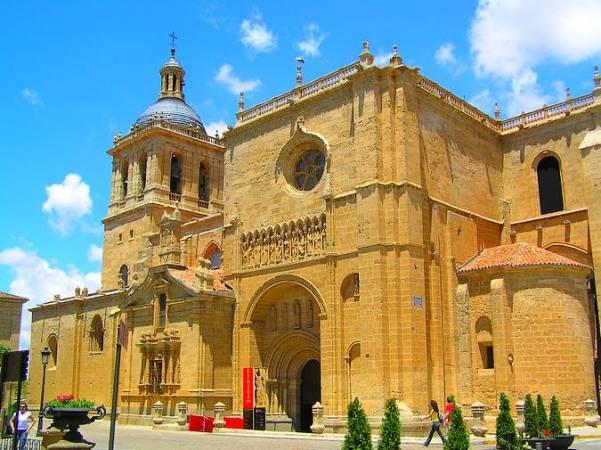 Catedral de Ciudad Rodrigo, en Salamanca