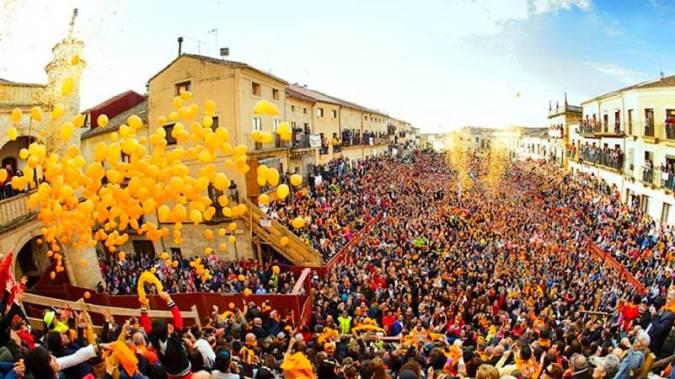 Carnaval del Toro, en Ciudad Rodrigo, Salamanca