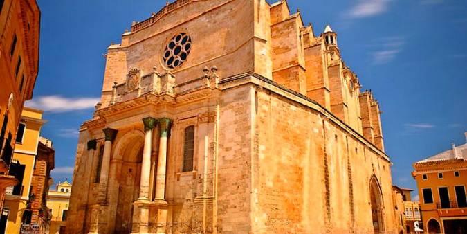 Catedral de Menorca, en Ciudadela