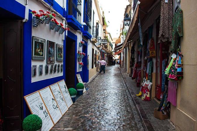 De compras por Córdoba