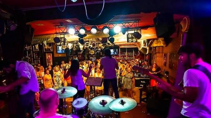 Bar de copas Long Rock, en Córdoba