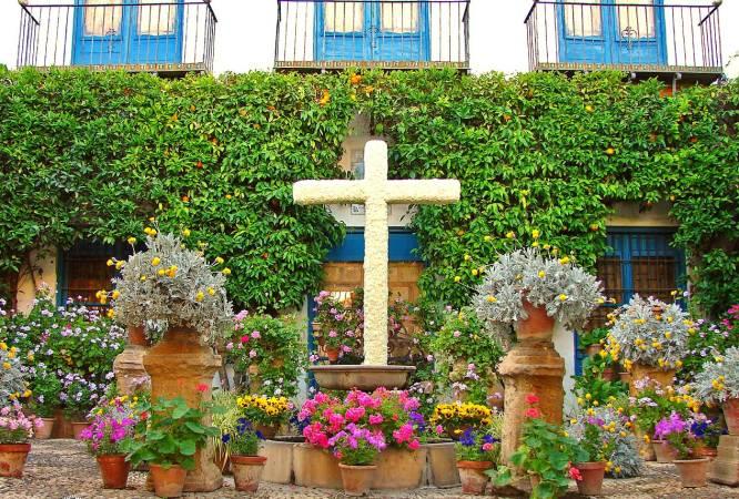 Cruces de mayo, en Córdoba