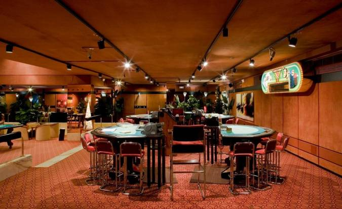 Casino Playa de las Américas, en Costa Adeje
