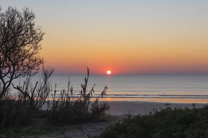 La Playa de Costa Ballena, en Cádiz