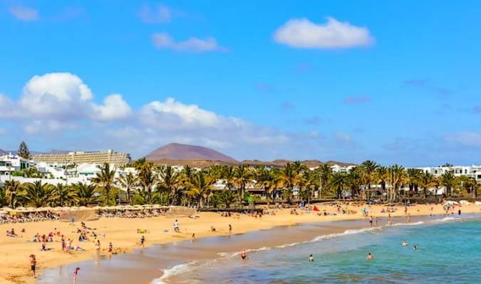 Costa Teguise, en Lanzarote