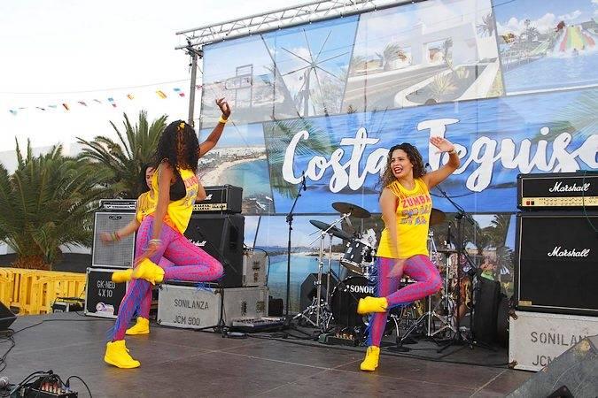 Fiestas de Costa Teguise, en Lanzarote