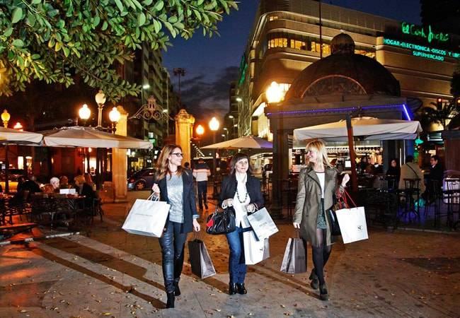De compras por Alicante
