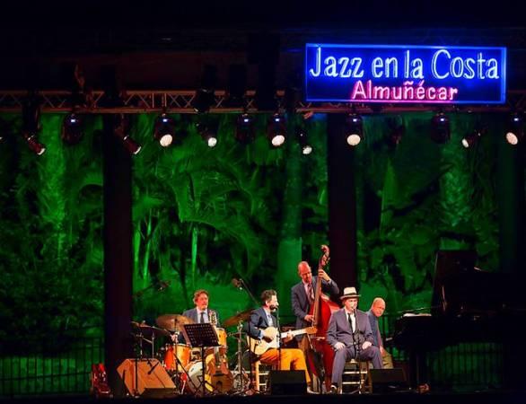 Festival de Jazz de Almuñécar, en Granada