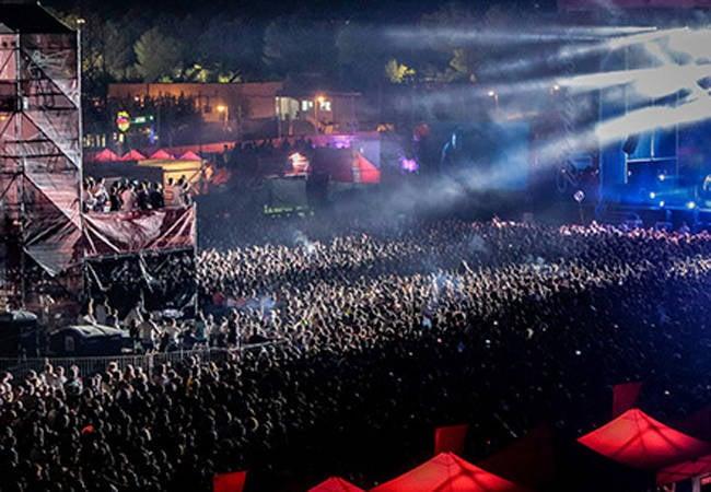 Festivales en Benidorm