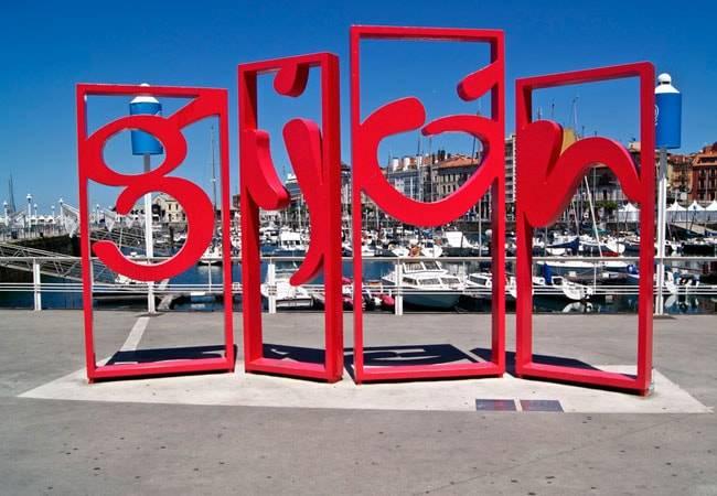 Disfruta de tu viaje a Gijón