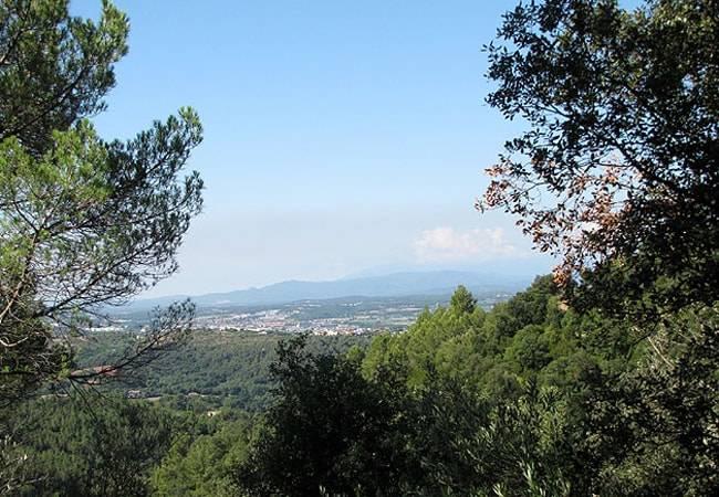 Vistas desde el monte Sant Miquel