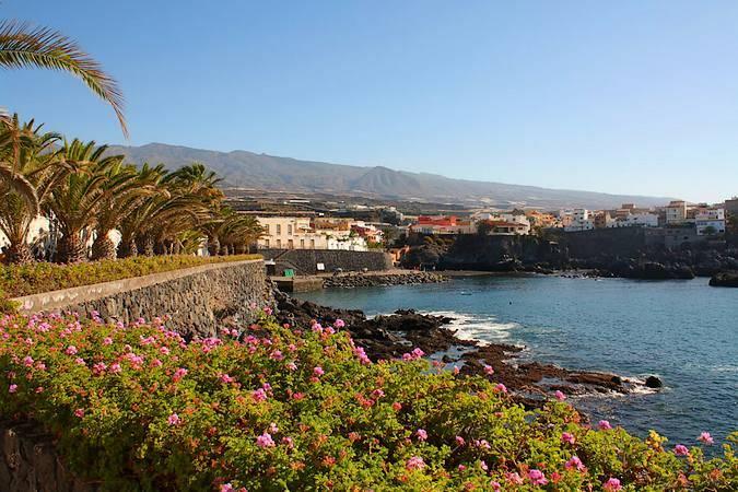 Guía de Isora, desde la costa hasta las alturas de Tenerife