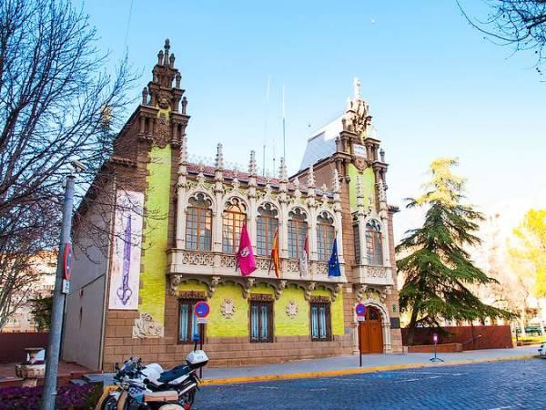 Museo de la Cuchillería, en Albacete