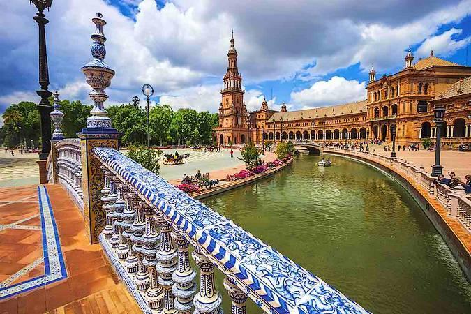 Guía de la ciudad de Sevilla