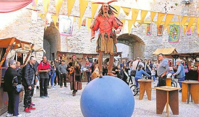 Mercado Medieval de Peñíscola
