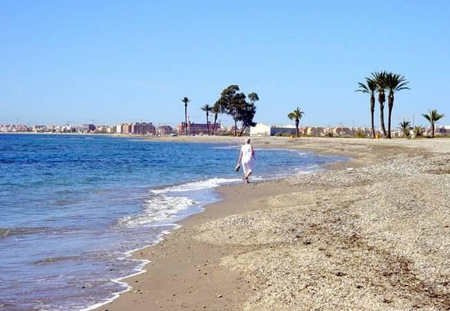 Playas de Roquetas