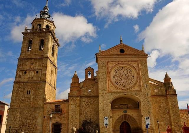 Colegiata de Santa María la Mayor, en Talavera de la Reina