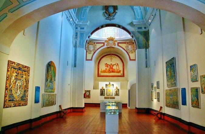 Museo de la Cerámica Ruiz de Luna, en Talavera de la Reina