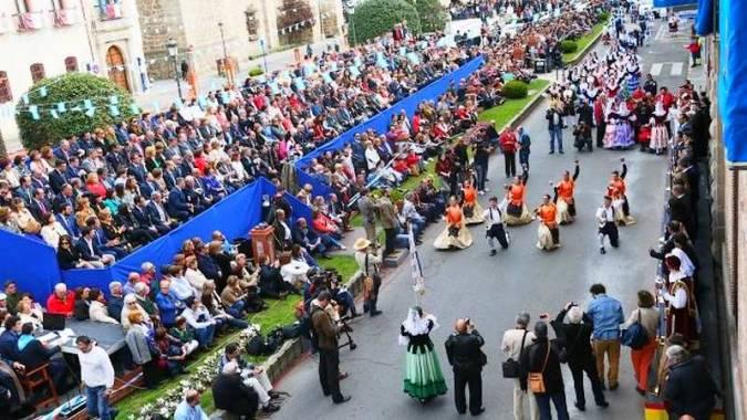 Fiesta de las Mondas, en Talavera de la Reina