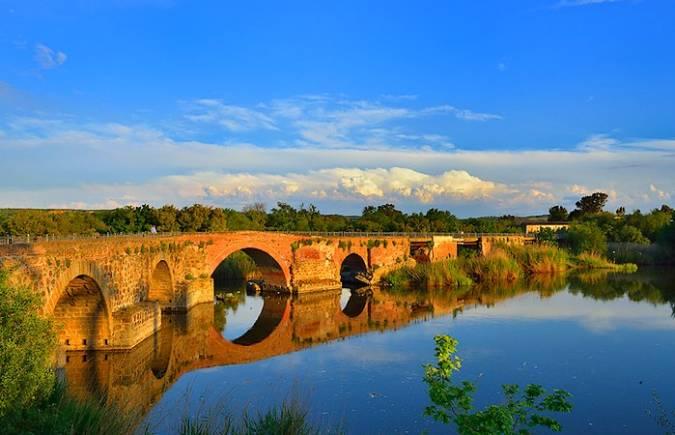 Puente Viejo de Talavera de la Reina, en Toledo
