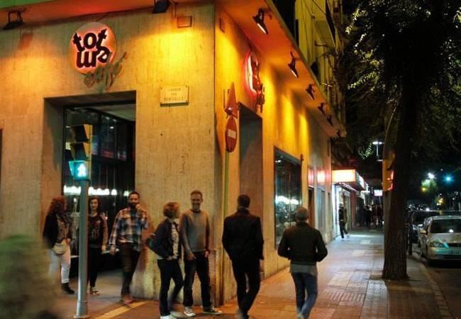 De copas por Tarragona